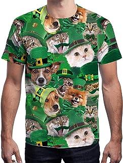 Arvilhill Men's St. Patrick's Day Irish Printed Funny T-Shirt