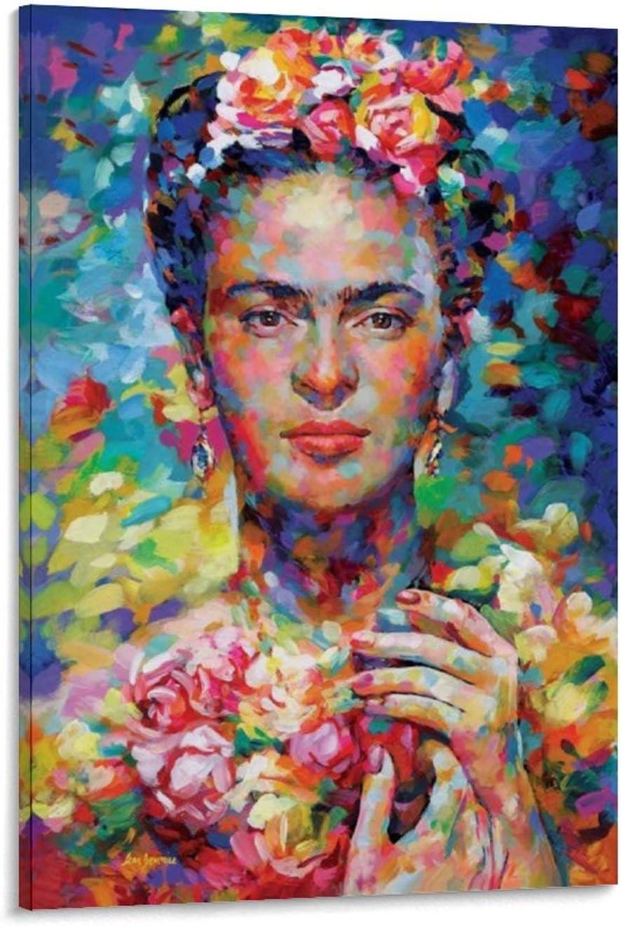 CHUNLV 中古 People Celebrities Painters Frida 本物◆ Artists - Kahlo