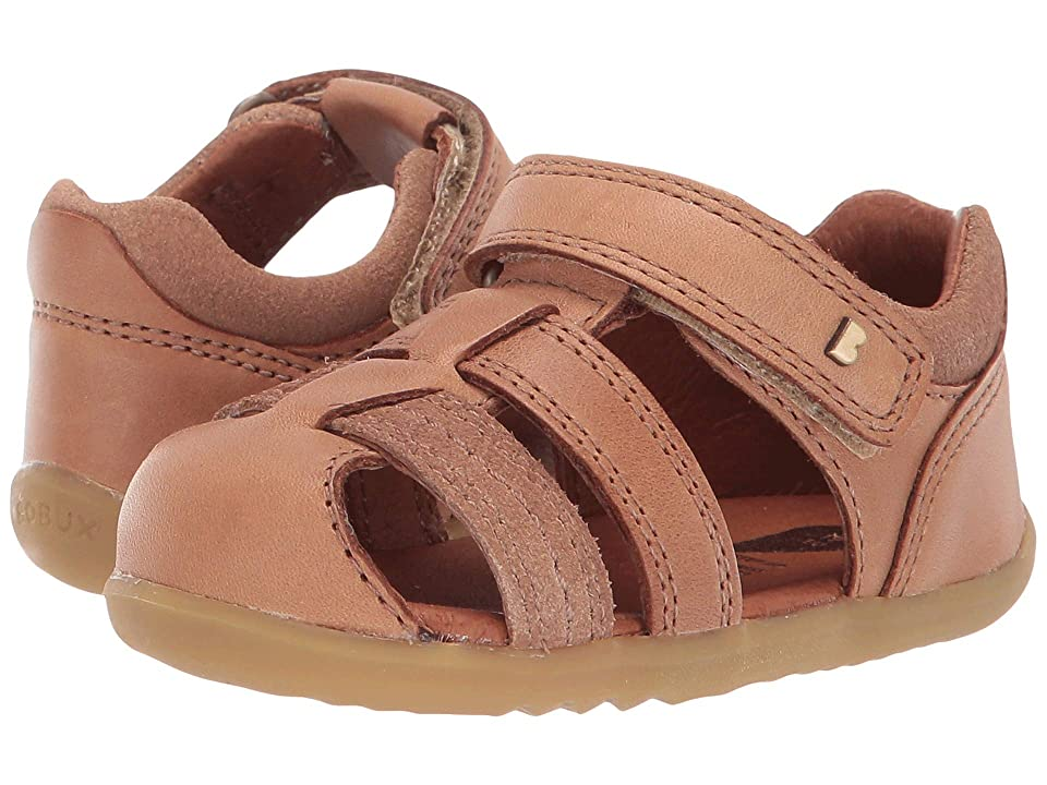 Bobux Kids Step Up Roam (Infant/Toddler) (Caramel) Boys Shoes