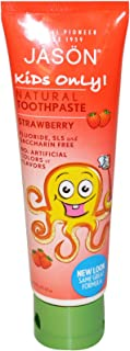 Jason Natural, Kids Only! Strawberry Toothpaste 4.2 oz