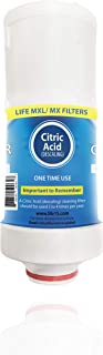 Life Water Filters Citric Acid Cleaning Cartridge - MX/MXL 5-15 Filter