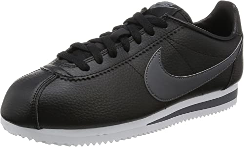 Nike Classic Cortez Leather Leather 749571-011, paniers Homme