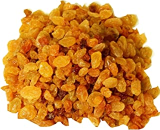 Golden Raisins Bulk Seedless Raisins 10 Pounds Wholesale Value Box