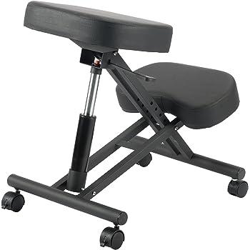 CO-Z バランスチェア 人間工学 ニーリングチェア パールウールクッション オフィスチェア 折り畳み プロポーション 姿勢 バックボーン矯正 スタイル 腰痛改善 長時間疲れない キッズ学習椅子 キャスター付き 高さ調節可 ガス圧昇降 負荷90KG