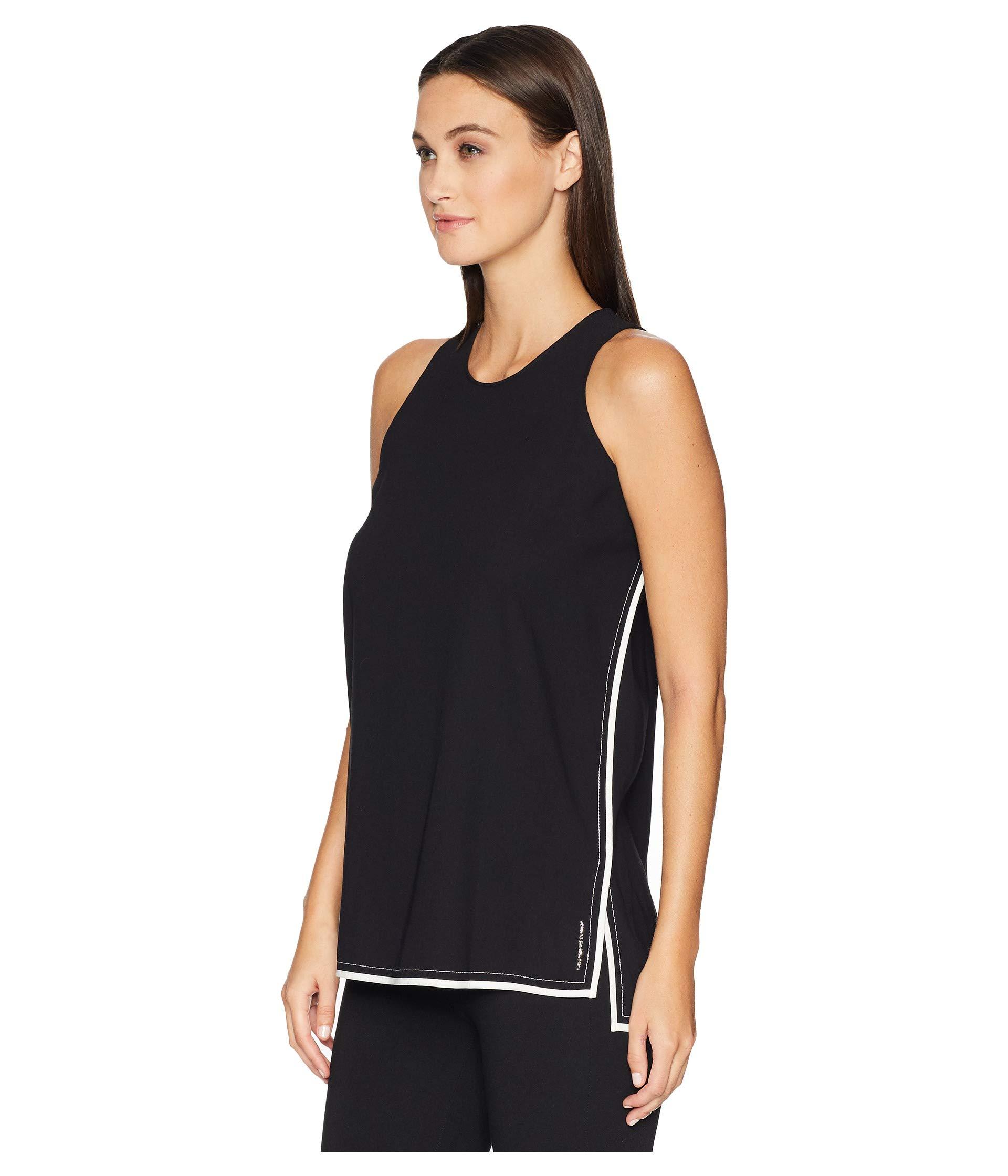 Tank Sport Dress Nicantari Escada Black qEC1q