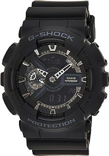 Casio G-Shock Men's Watch GA110-1BDR, Resin