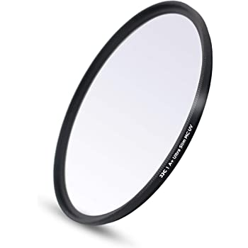 UV Ultraviolet Clear Haze Glass Protection Protector Cover Filter for Canon EF 135mm f//2L USM Lens