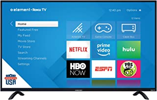 Element E4SW5017RKU 50in 4K Roku TV