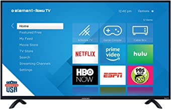 Element E4SW5017RKU 50in 4K Roku TV