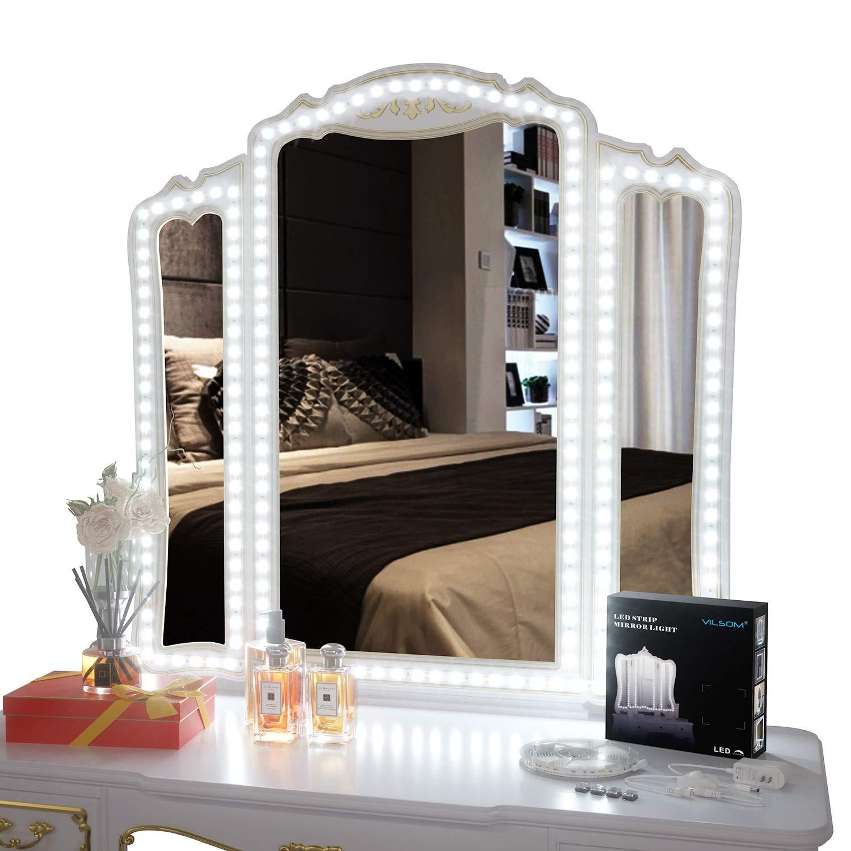 Vanity Mirror ViLSOM Make up Included