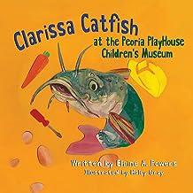 Clarissa Catfish at the Peoria Playhouse Children's Museum