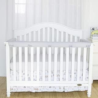 Best crib side rail cover Reviews
