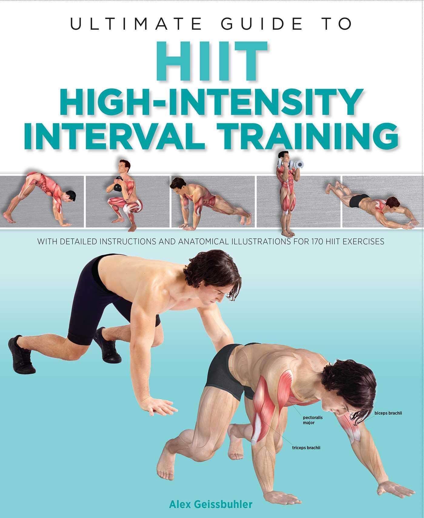 Image OfUltimate Guide To HIIT: High-Intensity Interval Training