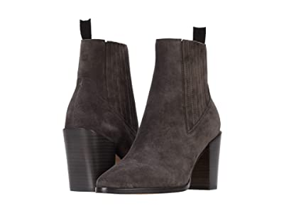 rag & bone Rover High (Asphalt Suede) Women