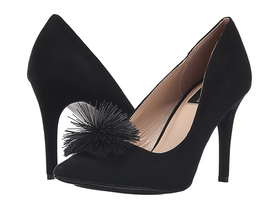 LFL by Lust For Life Swoosh (Black) High Heels