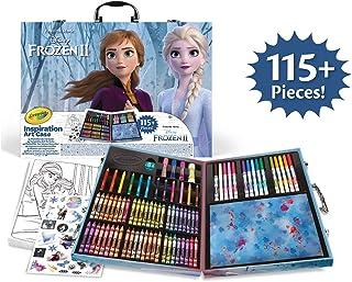 Crayola-04-0635 Matín del Artista Disney 2, para Dibujar y