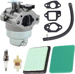 Kit Filtro Aria carburatore con Guarnizione Hippotech per Honda GCV160 GCV160A GCV160LA HRB216 HRS216 HRR216 HRT216 HRZ216