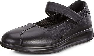 حذاء ماري جين مسطح للنساء من ايكو