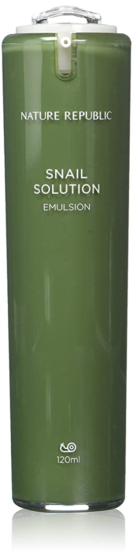 分離ジャニスビリー正規輸入品 NATURE REPUBLIC(ネイチャーリパブリック) S SOL エマルション b 乳液 120ml NK0228