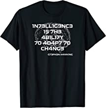 Intelligence Is T-shirt