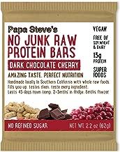 Papa Steves, Bar Chocolate Cherry Crunch, 2.2 Ounce