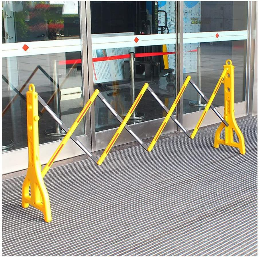 8.2 Feet Super intense SALE Folding Barricade Portable Const Road outlet Barriers Safety