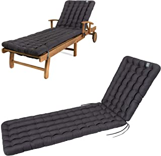 HAVE A SEAT - Cojín para tumbona (200 x 60 x 8 cm