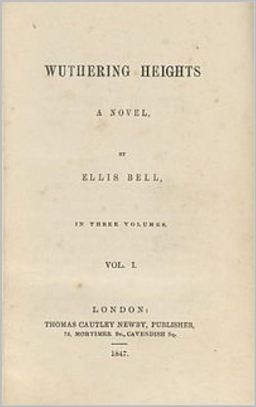 いろいろ厄介な泥沼Wuthering Heights (English Edition)