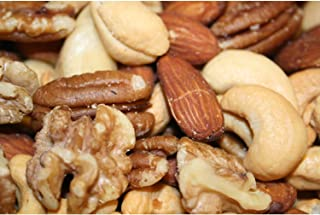 Deluxe Mixed Nuts Roasted and Salted, 10 Lbs