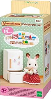 Sylvanian Families Refrigerator Set,Furniture