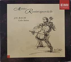 J.S. Bach: Cello Suites-Complete- Rostropovich