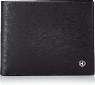MONTBLANC Westside Men's Wallet - Black, 114686