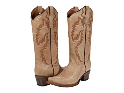 Corral Boots L5680 (Sand) Women