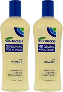 Palmers Skin Success Deep Cleansing Facial Astringent - Pack of 2 For Unisex 8.5oz Cleanser