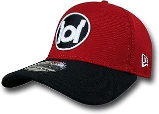 Red Lantern Symbol Red & Black 39Thirty Cap
