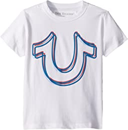 True Religion Kids Horseshoe Tee (Toddler/Little Kids)