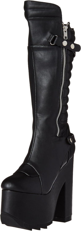 Demonia Womens Cra200 Bvl Boot