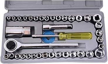 40-piece socket wrench Set by Lawazim