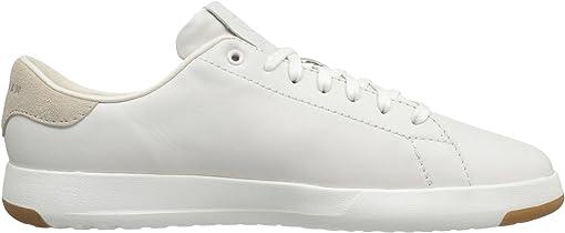 Optic White/White
