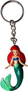 Disney Ariel PVC Keychain Keyring