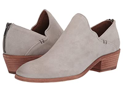 Frye Carson Shootie (White Sky Hairy Suede) Women