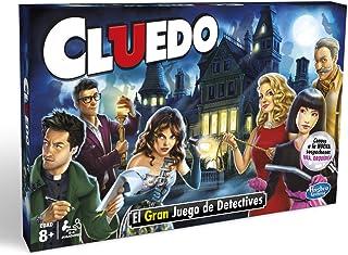 comprar comparacion Hasbro Gaming Clasico Cluedo (Versión Española) (38712546)