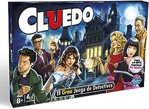 Hasbro Gaming Clasico Cluedo (Versión Española) (38712546)