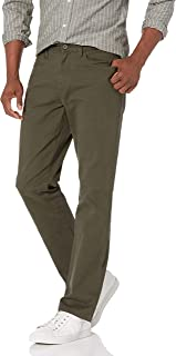 Goodthreads Men's Straight-Fit 5-Pocket Chino Pant