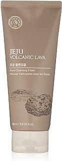 The Face Shop Jeju Volcanic Lava Cleansing Foam 150 Ml, 150 ml