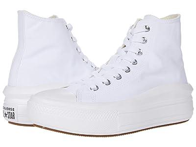 Converse Chuck Taylor(r) All Star(r) Move Platform Hi
