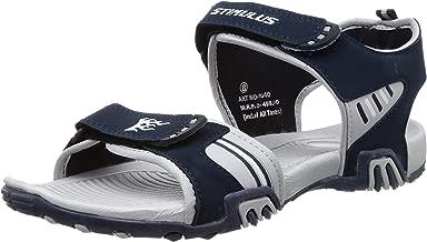 PARAGON Men's Grey Sandals - 7 UK/India (41 EU)(FB9040G)