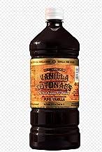 Mexican Vanilla Totonac's Pure Vanilla Flavoring, 33.2 Fluid Ounce