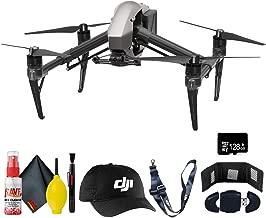 DJI Inspire 2 Quadcopter - 128GB Micro SD - DJI Lanyard & Baseball Cap - Card Reader - Memory Card Wallet and More