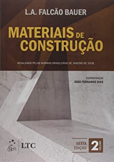 Materiais de Construção - Vol. 2: Volume 2